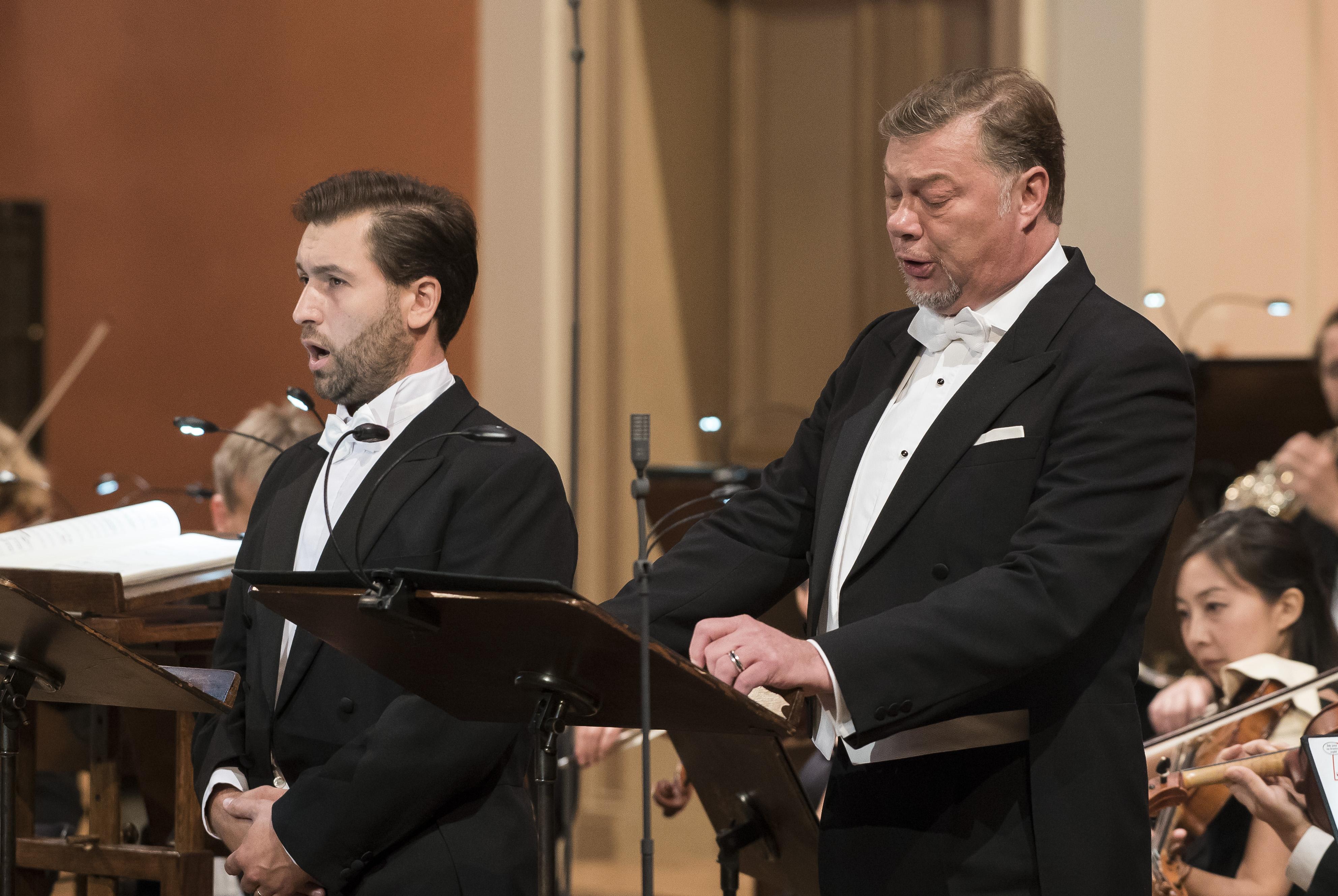 Richard Samek a René Pape